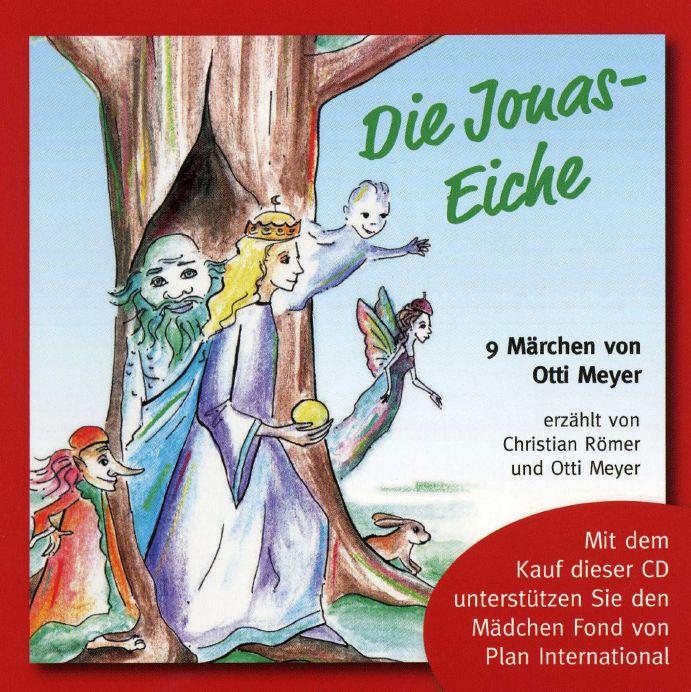 """Hörbuch-CD """"Die Jonas-Eiche"""""""