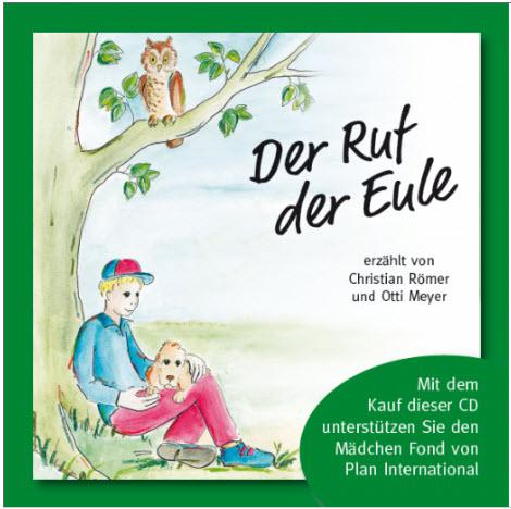 """Hörbuch """"Der Ruf der Eule"""""""
