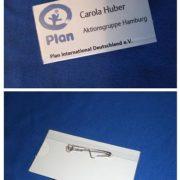 Plan-Namensschilder