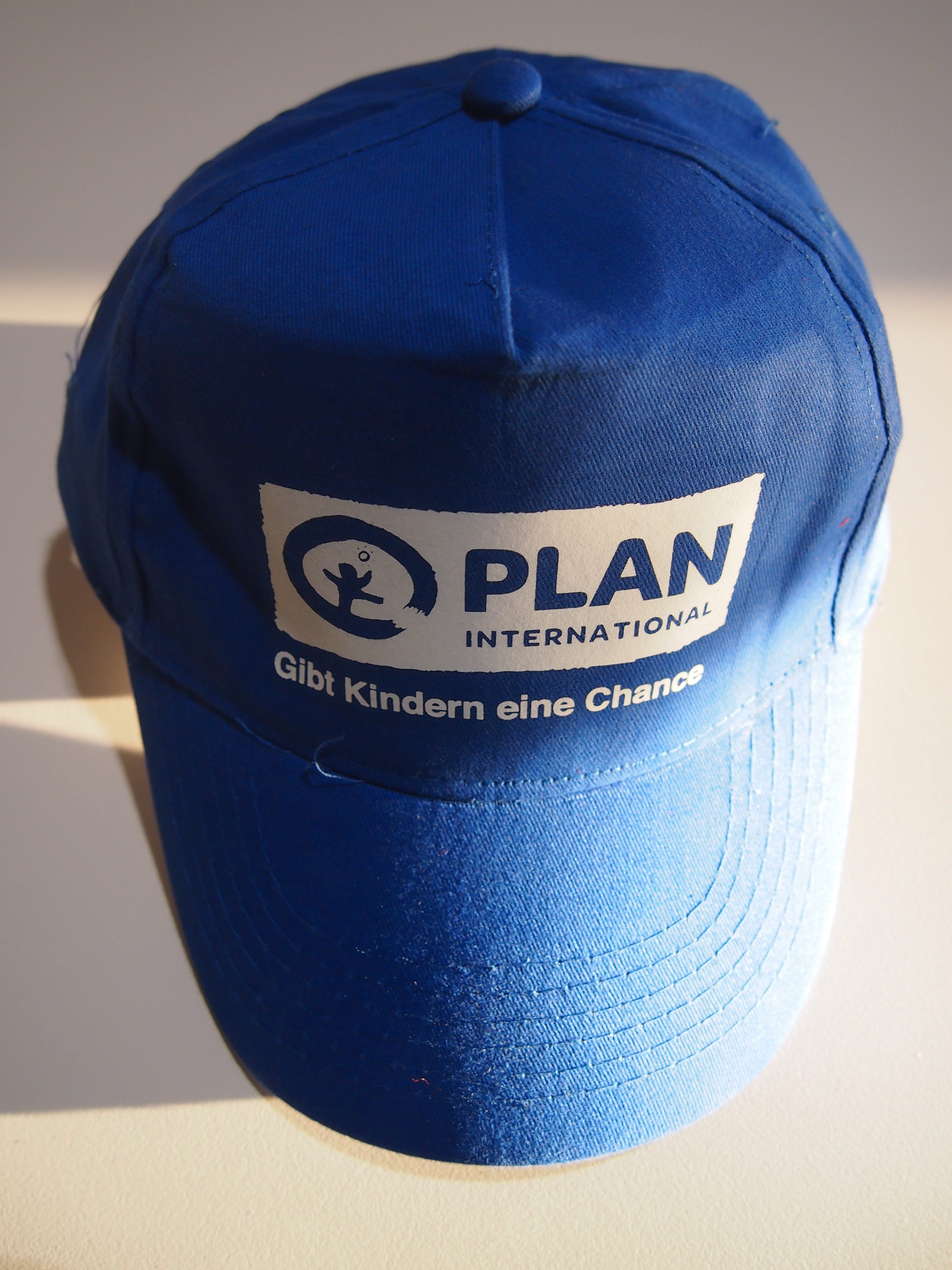 Plan Caps, blau